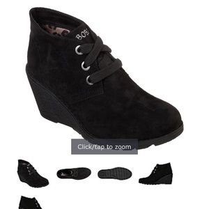 Skechers BOBS TUMBLE WEED URBAN RUGGED Ankle Boots